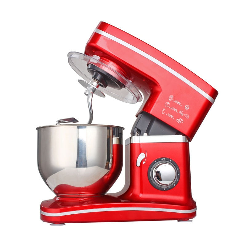 8-speed Stand Mixer - 5.5 Litre Stainless Steel Bowl