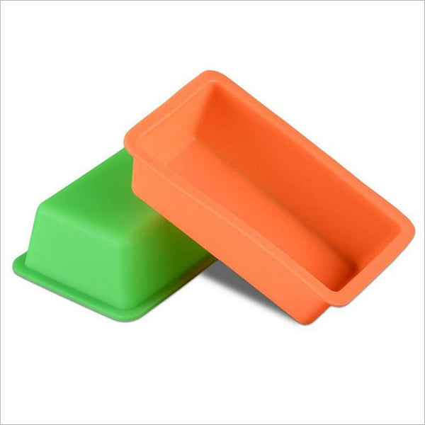Rectangular Non-Stick Silicone Cake Pan-Cake Pan-Chef's Quality Cookware