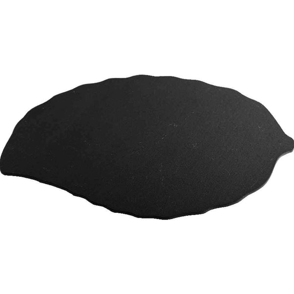 Serving Plate / Dessert Cheese Board - Leaf Shape Faux Slate-Serving tray-Chef's Quality Cookware
