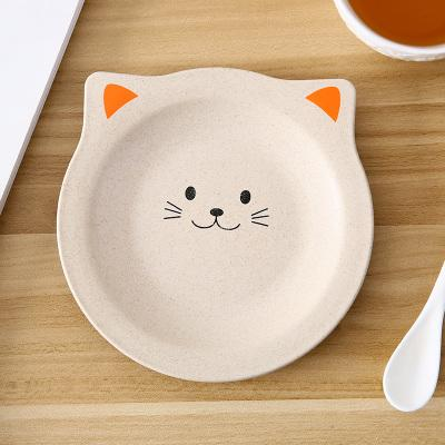 Waterproof Cat Shape Japanese Non-Slip Plate-Plate-Chef's Quality Cookware