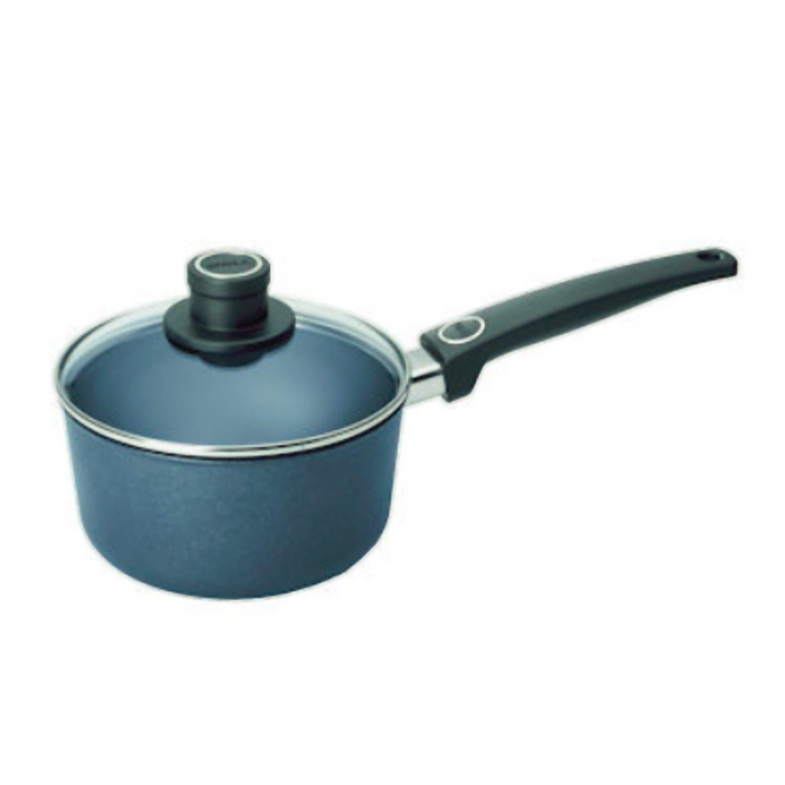 Woll Saphir Lite 18 cm Induction Saucepan with Lid-Saucepan-Chef's Quality Cookware