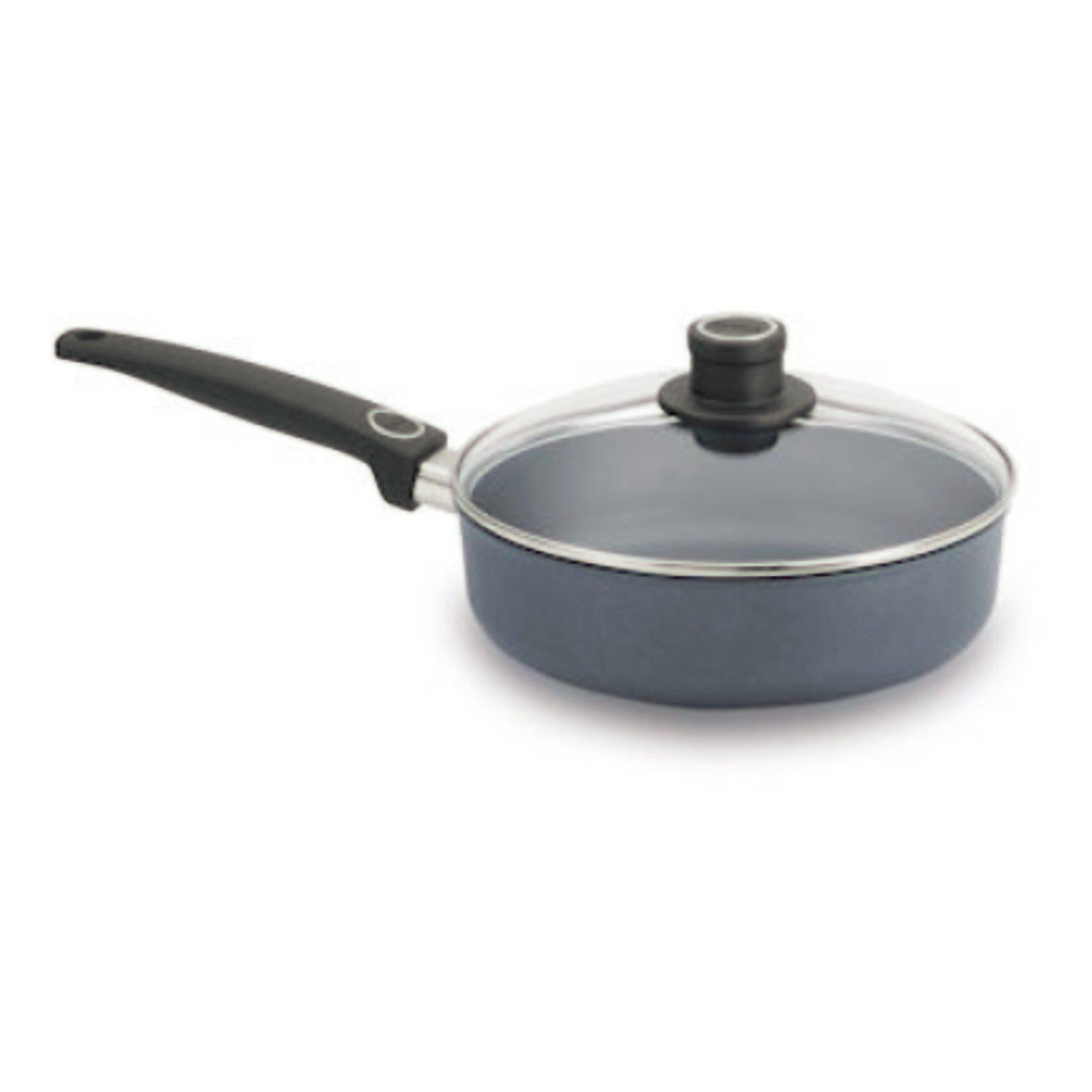Woll Saphir Lite 32 cm Induction Sauté Pan with Lid-Frying Pan-Chef's Quality Cookware