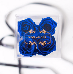 Amour - 4 roses