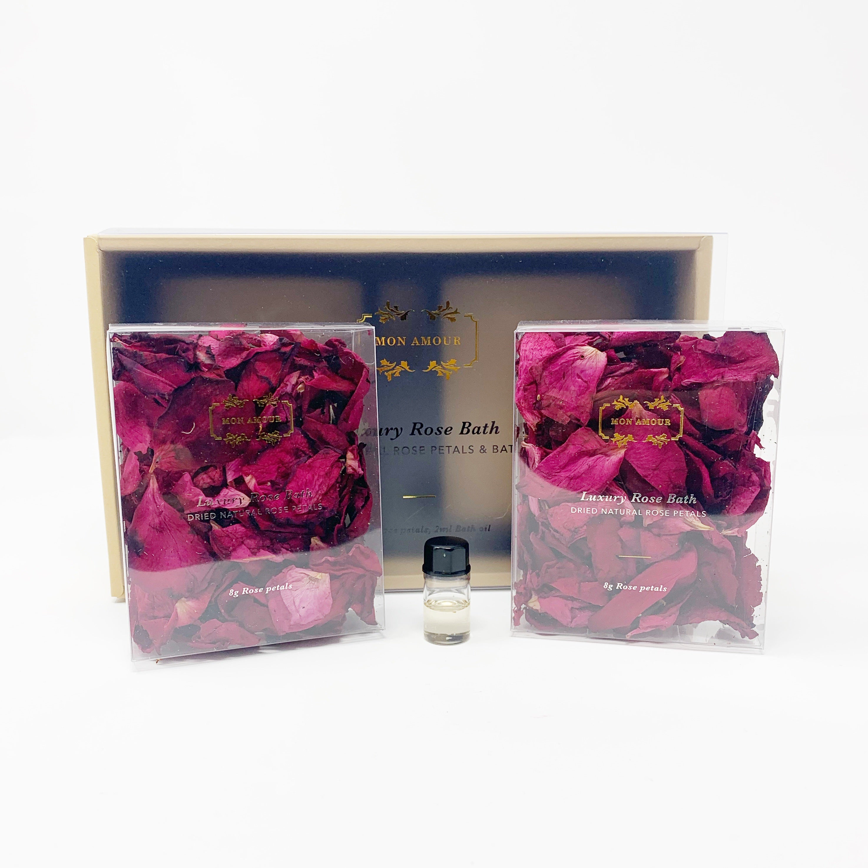 Luxury Rose Bath