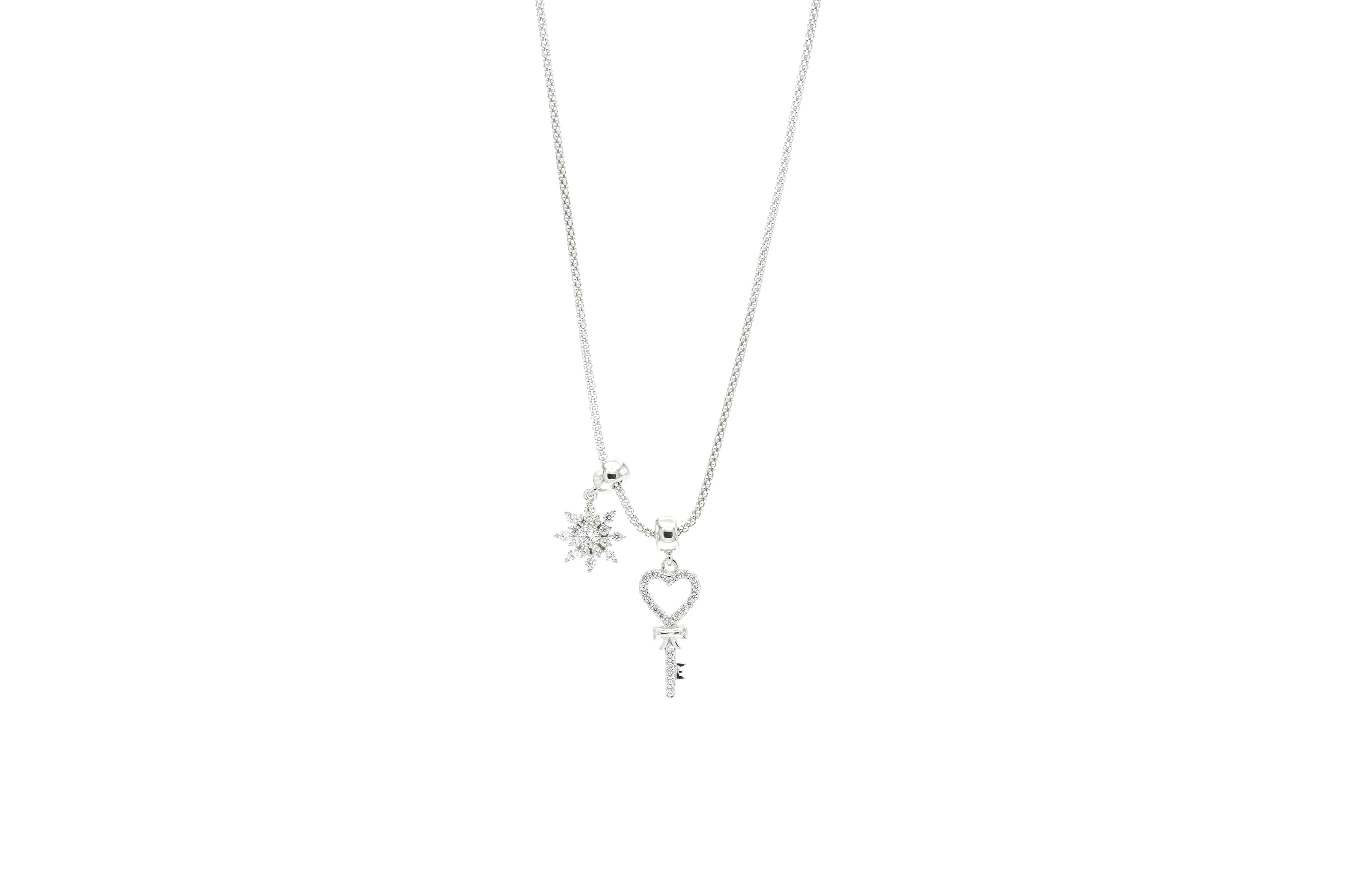 """KEY TO YOUR HEART"" NECKLACE"