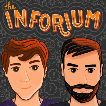 The Inforium – Sometimes, we (Thomas Frank and Martin Boehme) talk about stuff. Sometimes, we don't. This podcast is generally one of the former times. If you like The College Info Geek podcast, you'll probably enjoy this one, its spiritual successor.