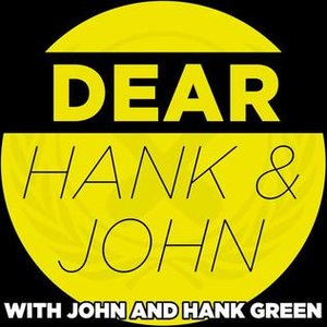 Dear Hank and John – Hank and John Green answer questions, give questionable advice, and talk about Mars (the planet) and AFC Wimbledon (the 3rd tier English football club).