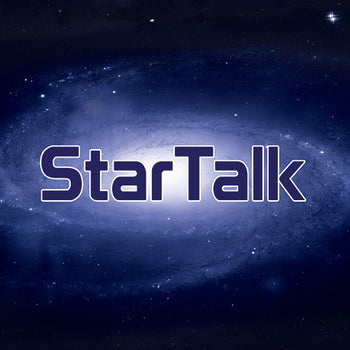 StarTalk – Neil deGrasse Tyson, his comic co-hosts, guest celebrities & scientists discuss astronomy, physics, and everything else about life in the universe.