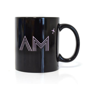 Airplane Mode Logo Mug