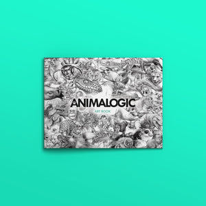Animalogic Art Book