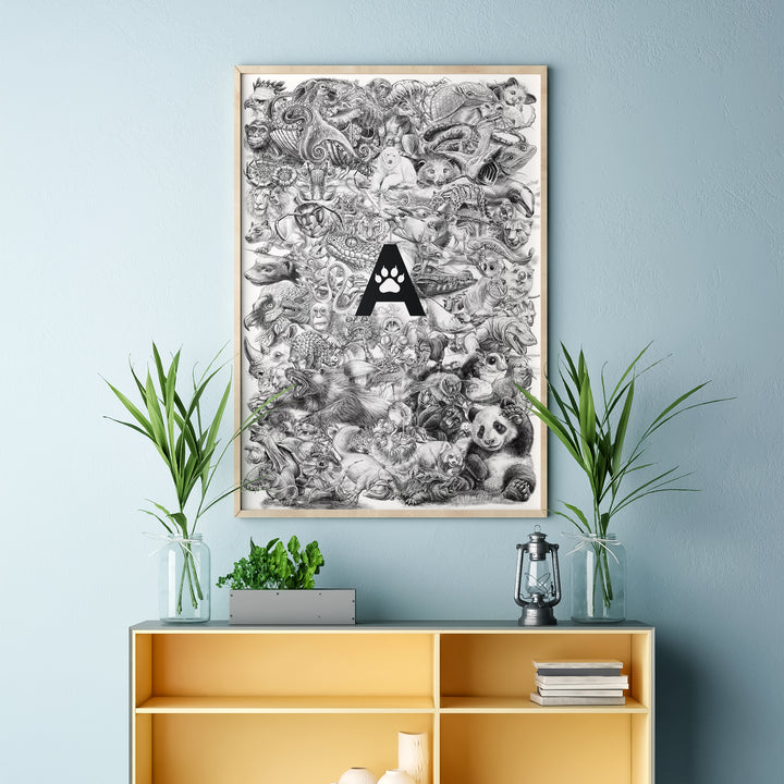 Animalogic Logo Poster
