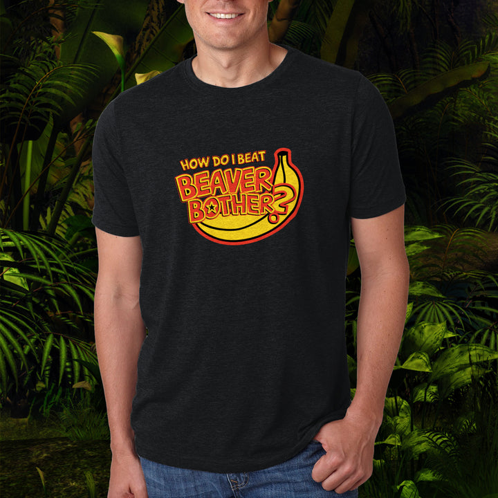 HBomberguy How Do I Beat Beaver Bother T-Shirt