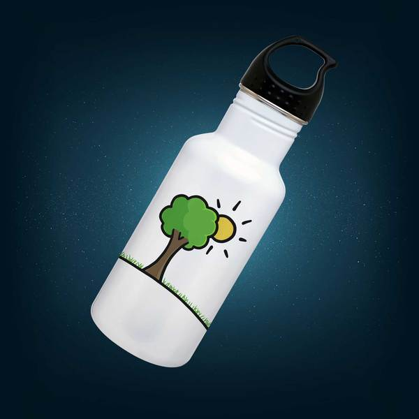 Singularity MinutePhysics Water Bottle