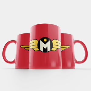 Captain Midnight Logo Mug
