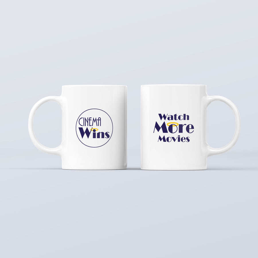 CinemaWins Watch More Movies Mug
