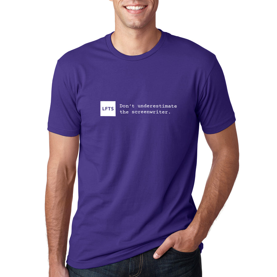Lessons from the Screenplay Don't Underestimate the Screenwriter T-Shirt