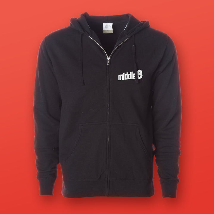 Middle 8 Logo Hoodie