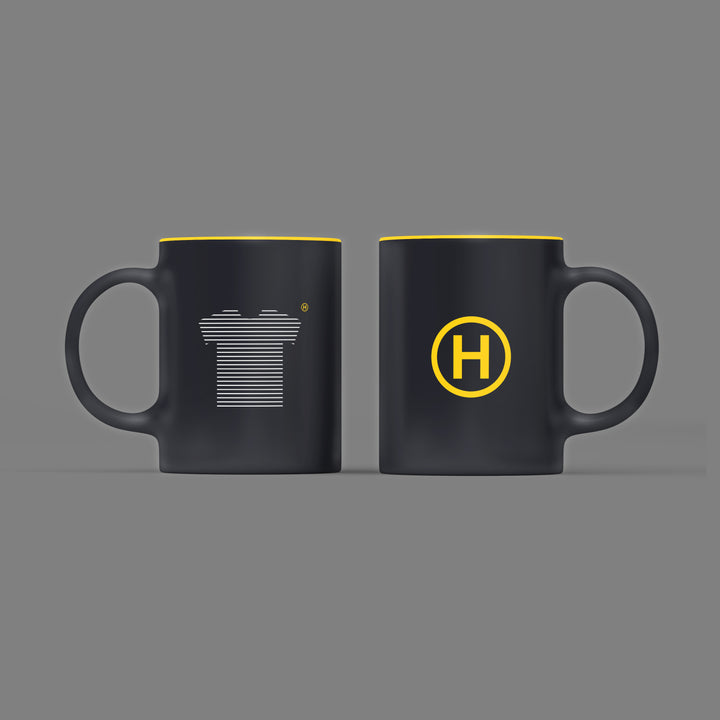 Patrick (H) Willems Shirt Mug