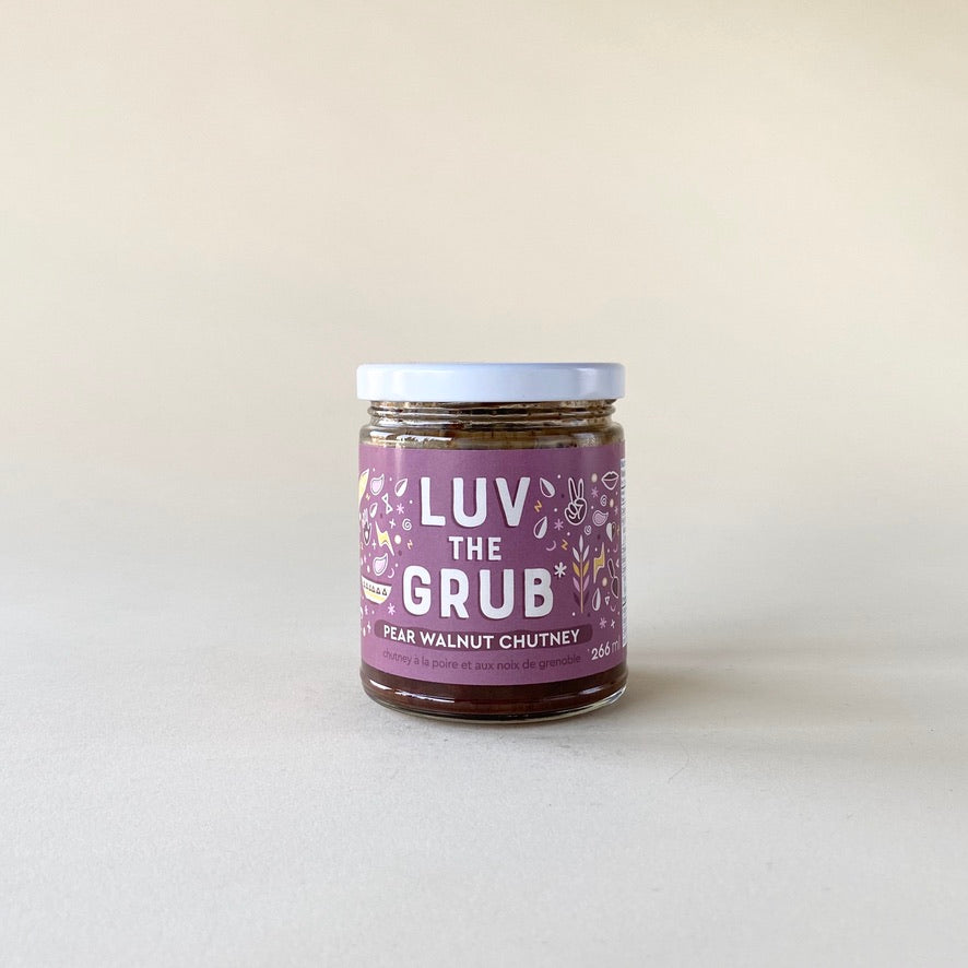 Luv The Grub Chutney