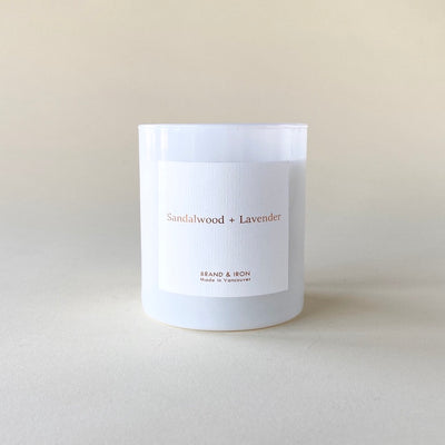 Brand and Iron Sandalwood and Lavender