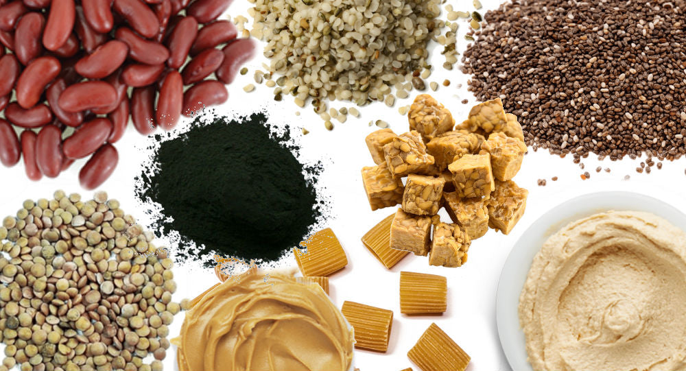 11 Vegan Protein Sources That Are Creative and Delicious