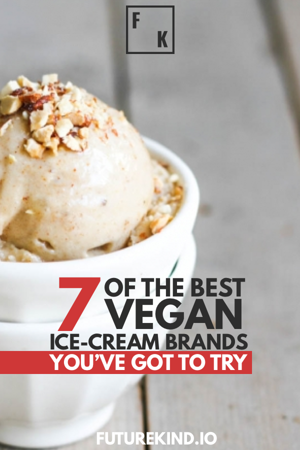 Did somebody say Vegan Ice Cream? We love vegan ice-cream so much that we decided to round up our favourite vegan brands that deliver the amazing cold stuff. Vegan food never comes sweeter than a dairy look-alike! What's your favourite vegan recipes for desserts? Share your favourite vegan dessert recipes in the comments. #veganrecipes #vegan #vegans #icecream #vegandesserts #desserts