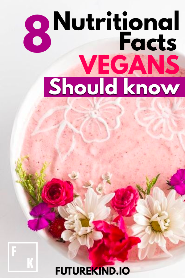 Vegans often choose their eating habits based on animal rights & other environmental issues, but often, we overlook the importance of your vegan health. In this article we delve deep into the most important vegan nutrition facts you should know so you can be a healthy vegan and pick the best healthy vegan recipes for your vegan diet. #veganhealth