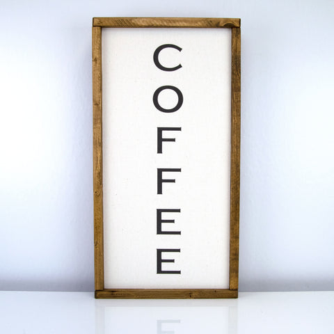 Coffee (Vertical) | 10 x 20 Classic