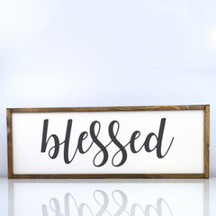 Blessed | 10 x 30 Classic