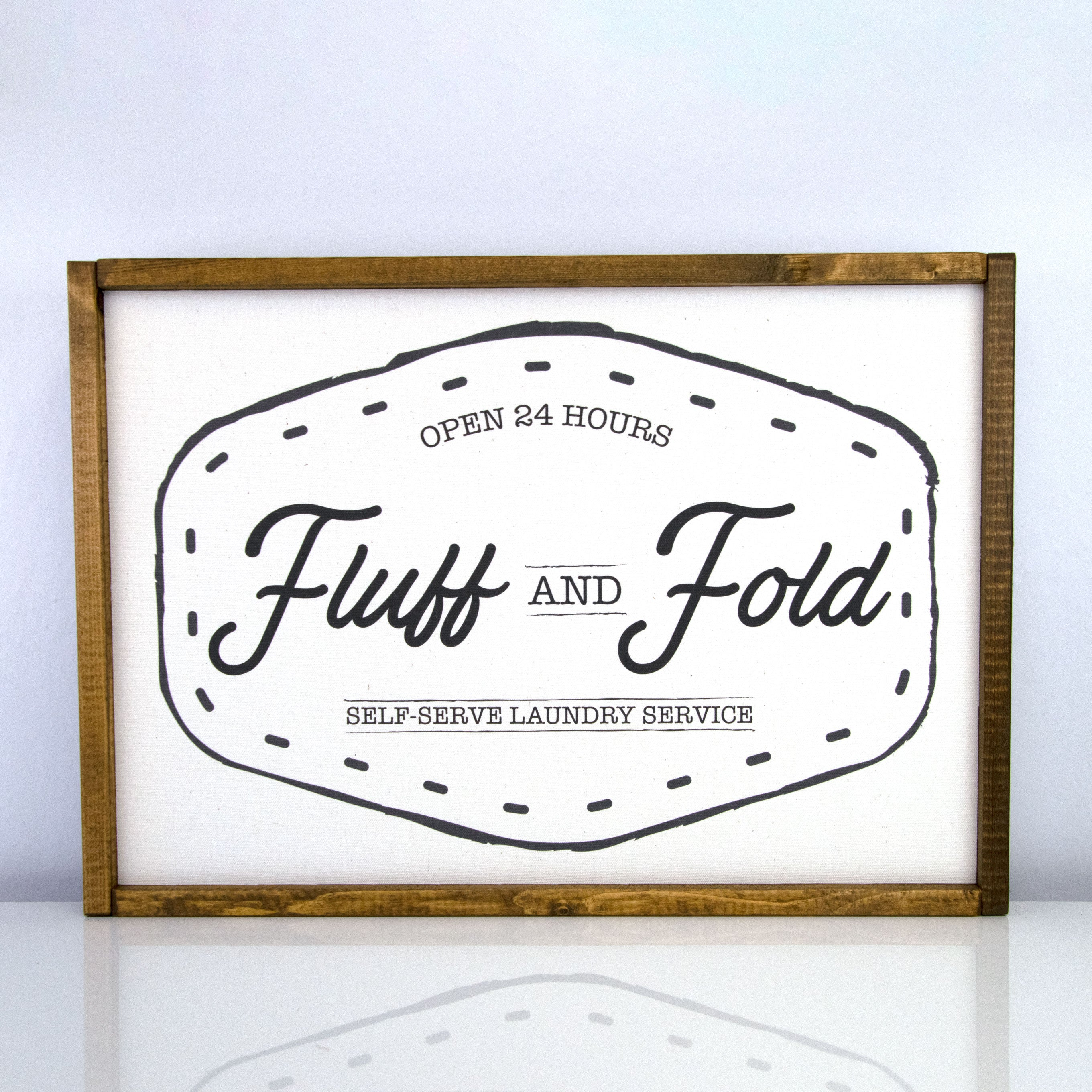 Fluff And Fold | 14 x 20 Classic