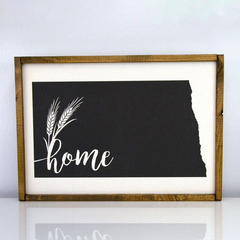 North Dakota Home | 14 x 20 Classic