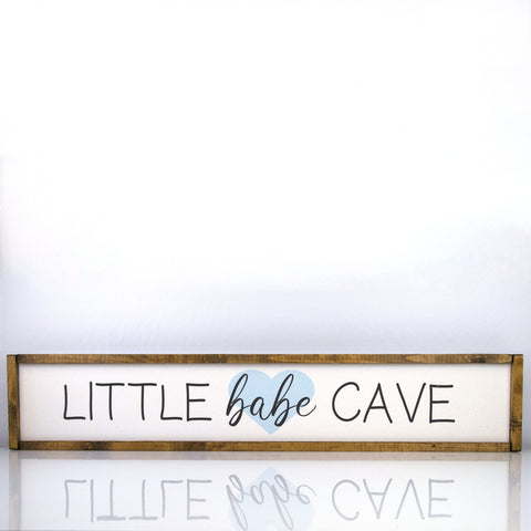 Little Babe Cave | 7 x 36 Classic