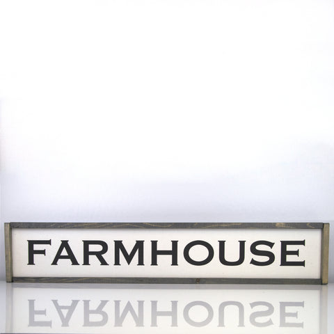 Farmhouse | 7 x 36 Vintage