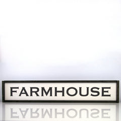 Farmhouse | 7 x 36 Modern