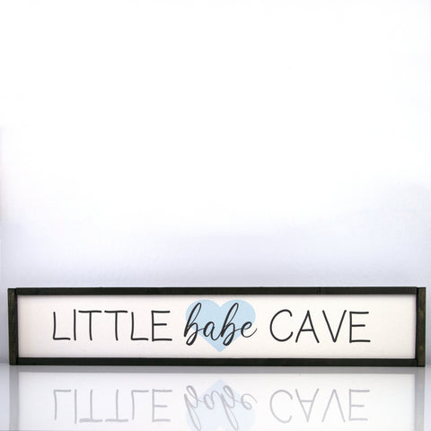 Little Babe Cave | 7 x 36 Modern