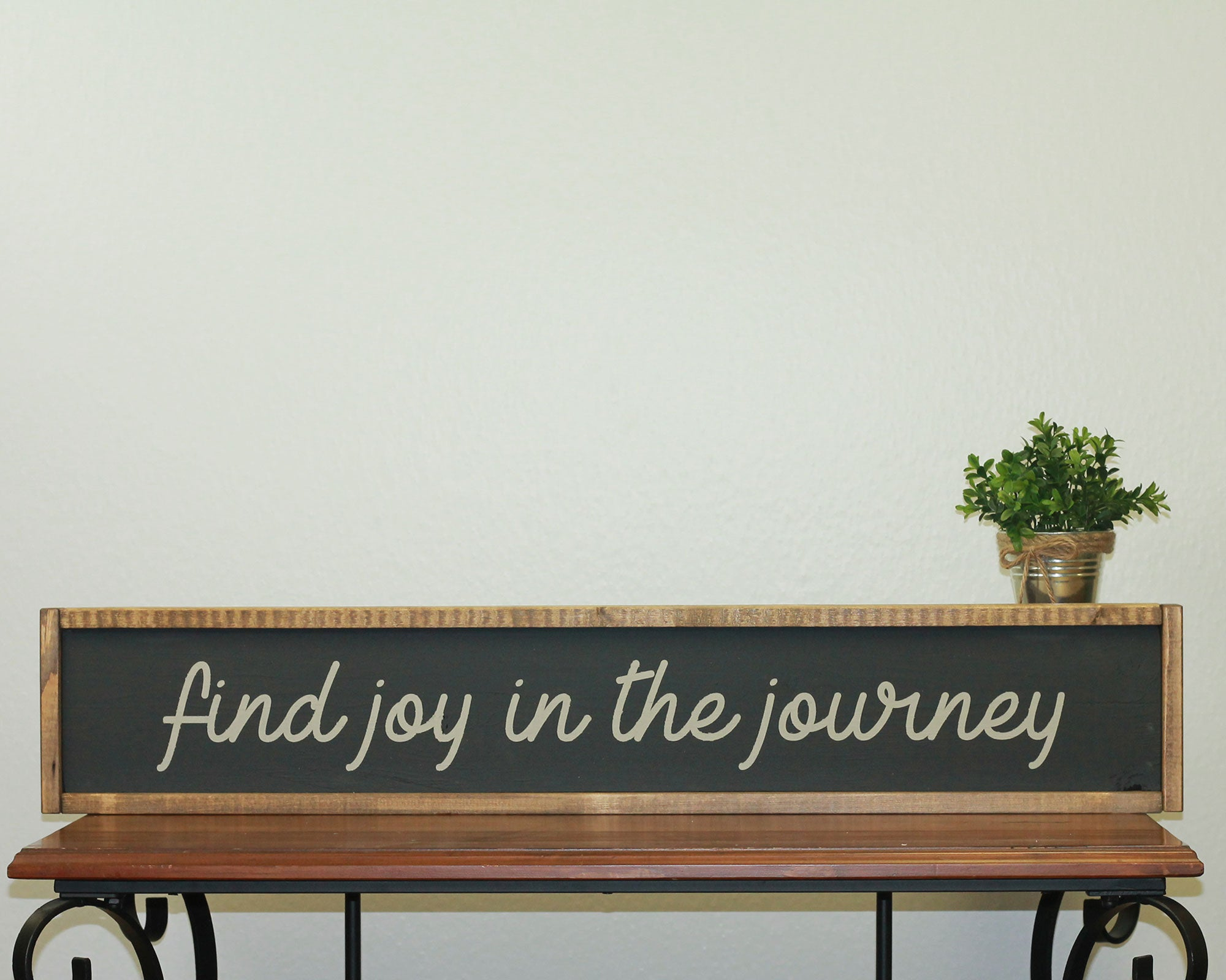 Find Joy In The Journey | 7 x 36 Bold