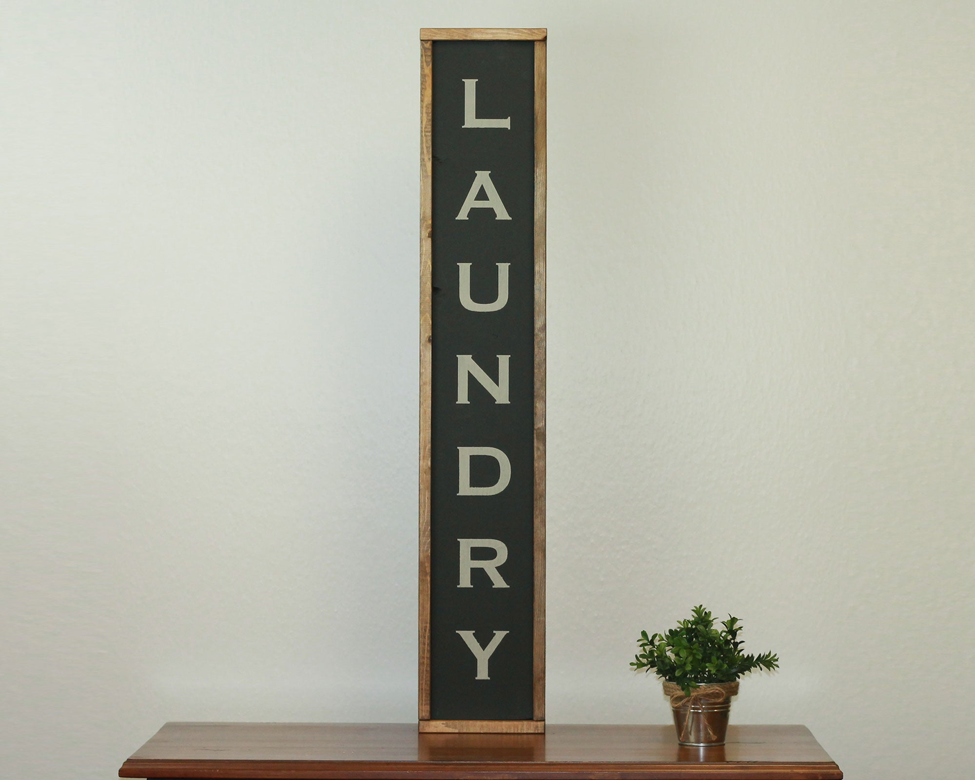Laundry (Vertical) | 7 x 36 Bold