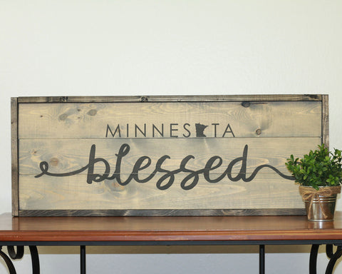 Minnesota Blessed | 10 x 30 Twilight