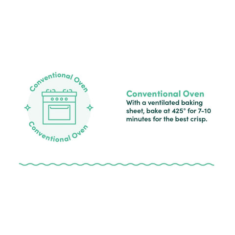 Outer Aisle Cooking Tips - Conventional Oven