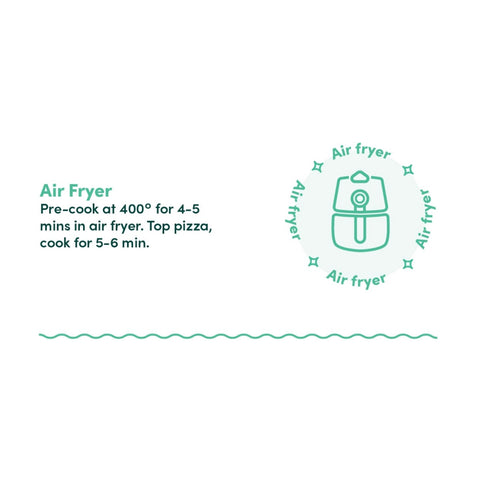 Outer Aisle Cooking Tips - Air Fryer