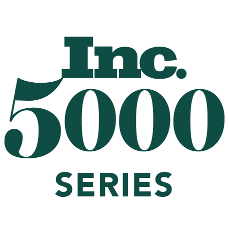 green inc 5000 logo