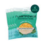 Plantpower™ Cauliflower Sandwich Thins_4-Pack Bundle