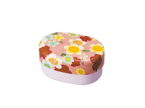 Kaga Sakura Bento 415ml | Pink by Hakoya - Bento&co Japanese Bento Lunch Boxes and Kitchenware Specialists