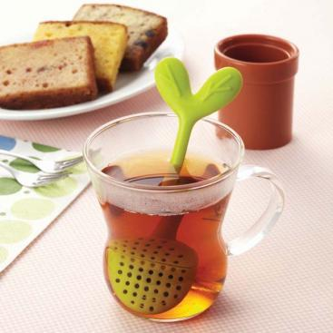 Seedling Tea Strainer by Torune - Bento&co Japanese Bento Lunch Boxes and Kitchenware Specialists