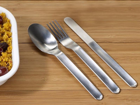 Black + Blum Box Appetit Cutlery Set by Black + Blum - Bento&co Japanese Bento Lunch Boxes and Kitchenware Specialists
