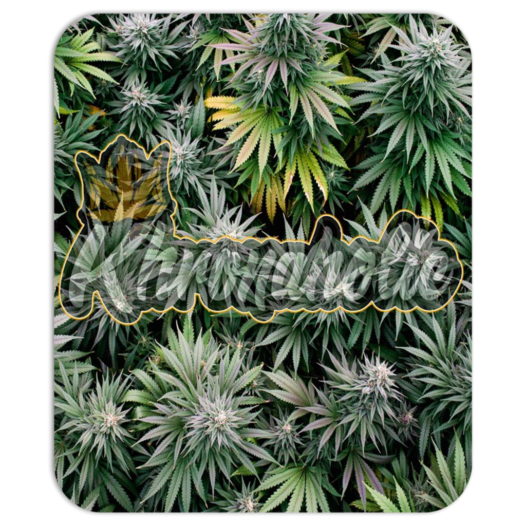 "Khronaholic ""CannaCrown"" Collection Mousepad"
