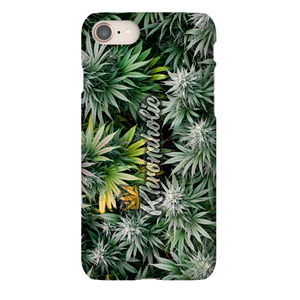 "Khronaholic ""Buds All Over"" CannaCrown Collection Phone Case"