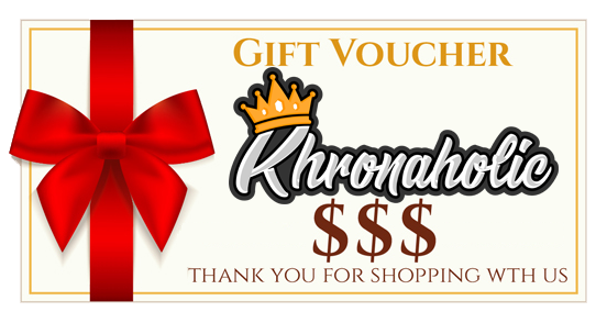Khronaholic.com Gift Cards