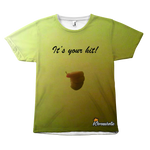 "Khronaholic ""It's Your Hit"" Smoked Out Collection Men's T-Shirt"