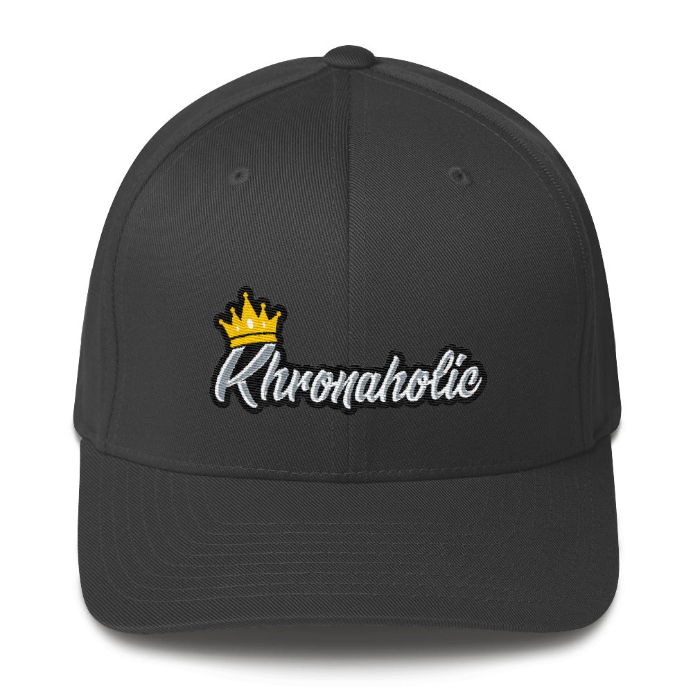 Khronaholic Flexfit Structured Twill Hat